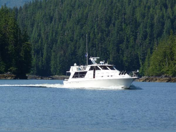 Canoe Cove 46 Pilothouse