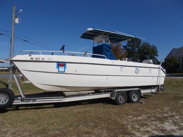 Sea Cat SL255