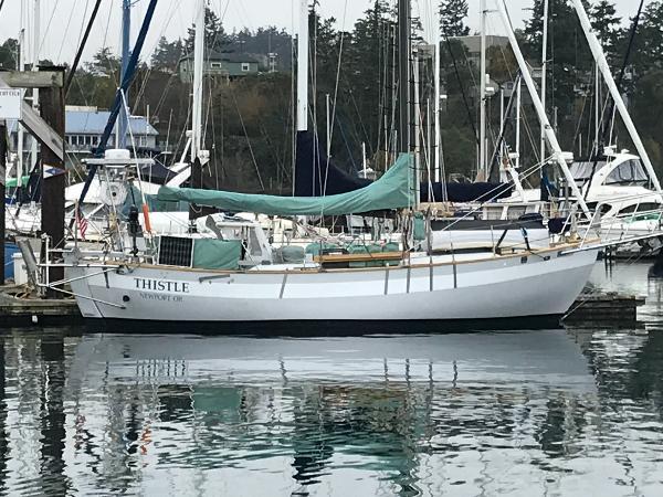 Sailboat Kendall/Atkin/Westsail 32