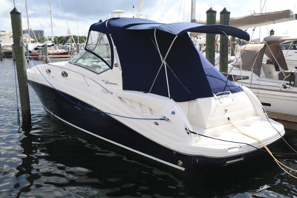 Sea Ray 340 Sundancer 2006 Sea Ray 340