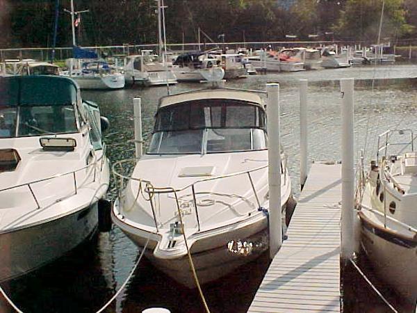 Thompson 2800 Santa Cruz 1993 2800 Santa Cruz