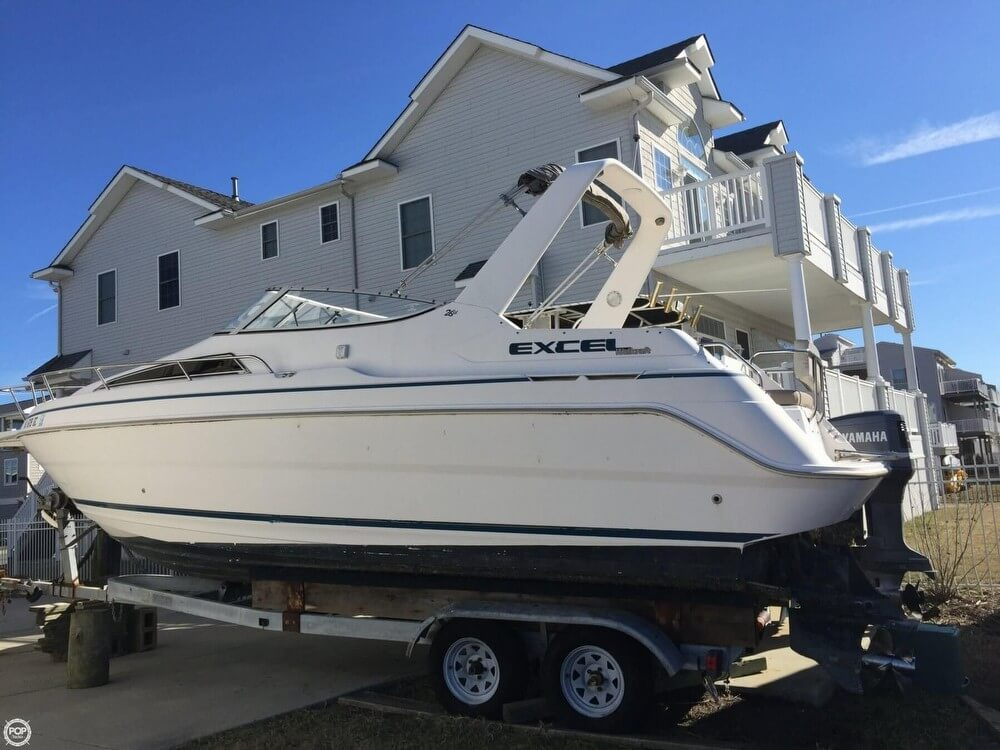 Wellcraft 26 Excel SE 1997 Wellcraft 26 Excel SE for sale in N Wildwood, NJ