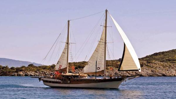 Custom Line Gulet-Ketch