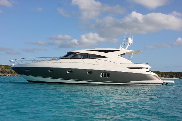 Riviera 5800 Sport Yacht Profile Picture