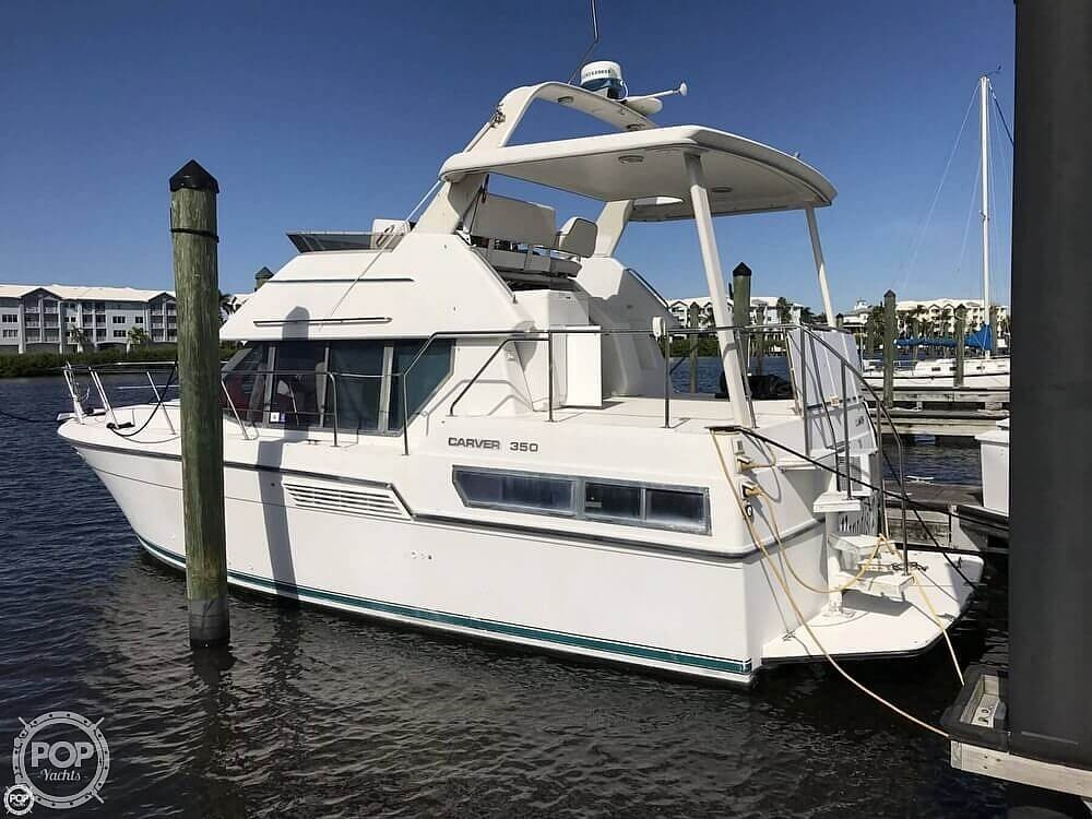 Carver 350 Mariner 1994 Carver 350 Aft Cabin Motoryacht for sale in Miami Beach, FL