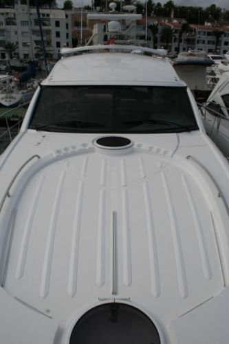 Fairline Targa 47 GT Bow