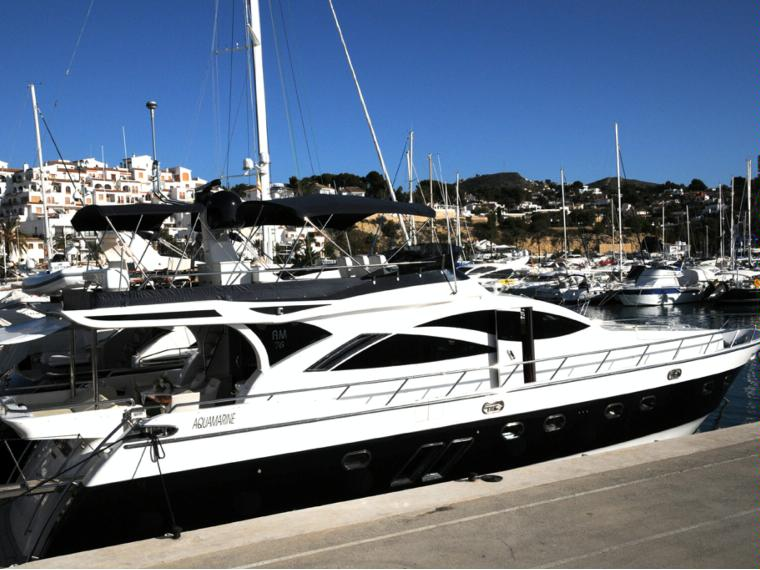 Vitech Marine Co.Ltd Aquamarine 76 FLY