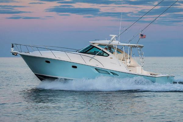 Tiara Yachts 43 Open Manufacturer Provided Image