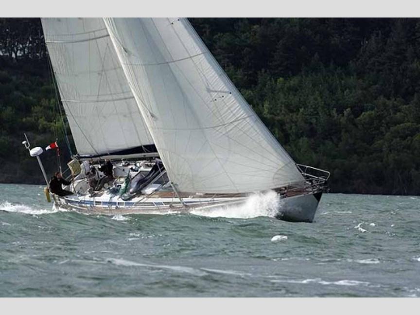 Grand Soleil 45 Sailing
