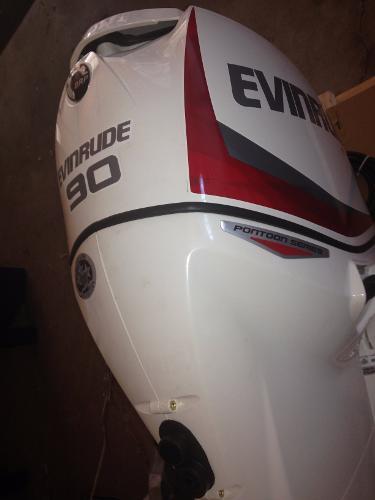 Evinrude E-TEC 90HP