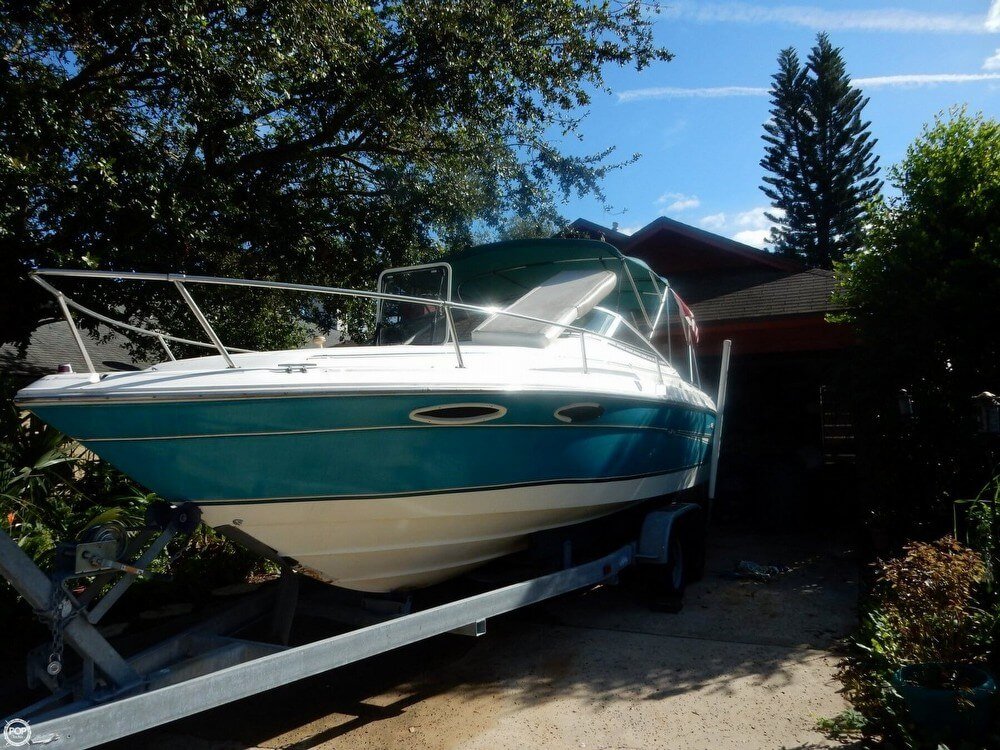 Sea Ray 240 Overnighter 1995 Sea Ray 240 Overnighter for sale in Winter Park, FL
