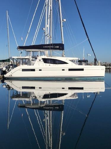 Catamaran Leopard 48