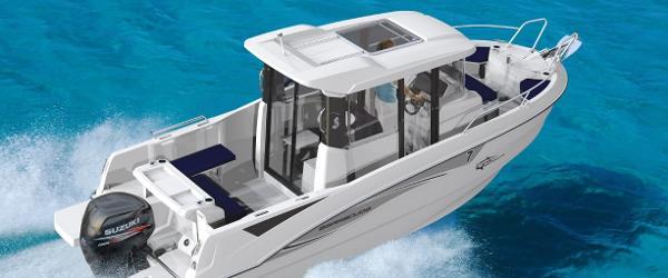 Beneteau Barracuda 7 Manufacturer Provided Image