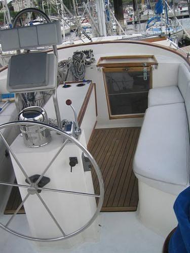 Celestial 50 - Cockpit