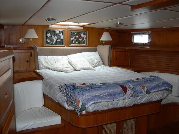 Celestial 50 - Owner's Cabin