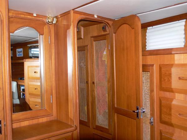 Celestial 50 - Owner's Cabin Looking Forward