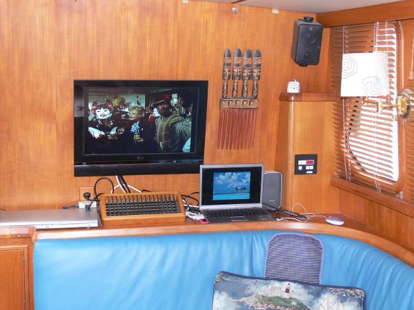 Celestial 50 - Pilothouse TV