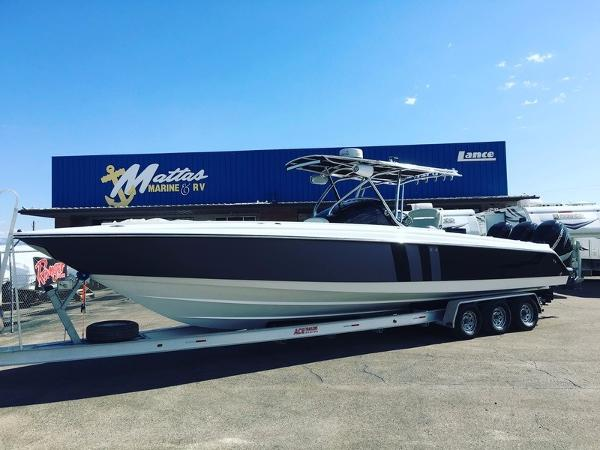 Sonic Powerboats 36 Ocean Spirit
