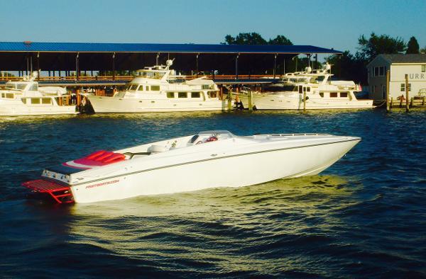 Baja 35 Outlaw