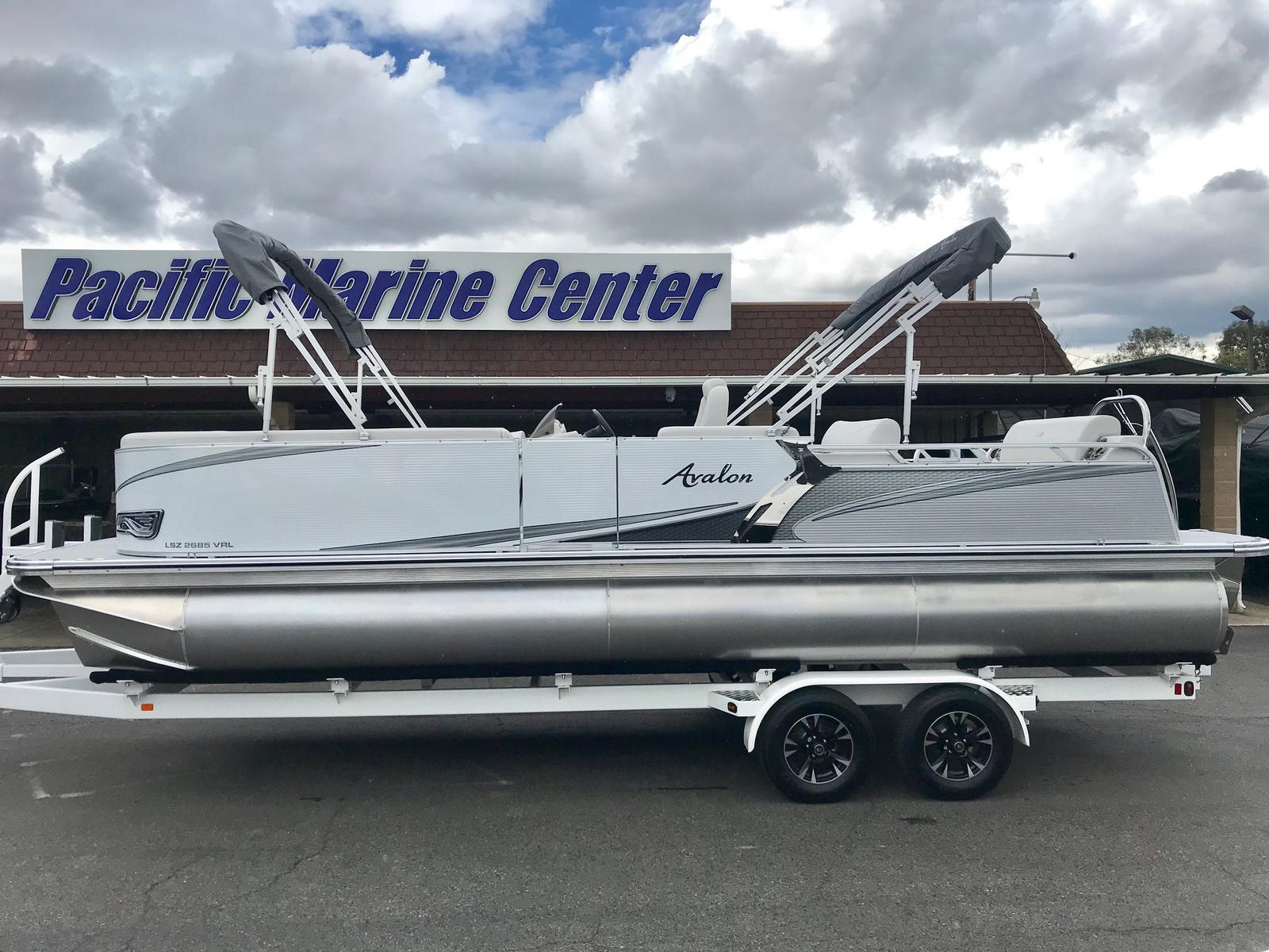 Avalon LSZ VRL 26'  w/ 200 HP Mercury