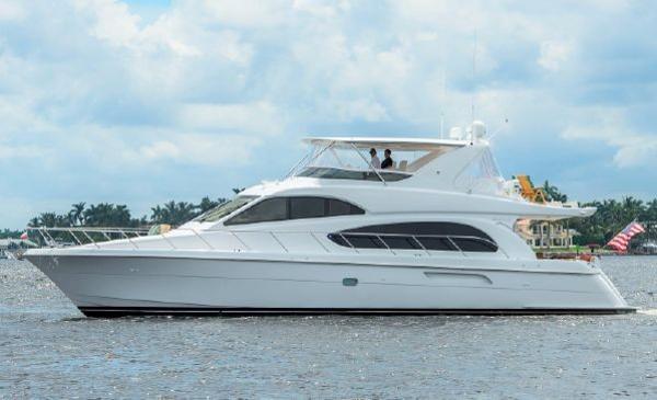 Hatteras Motoryacht Port Profile