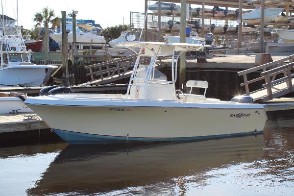 Sailfish 218 CC