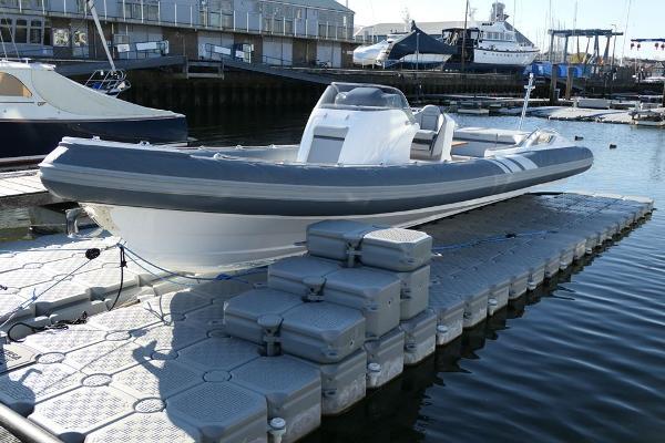 Cobra Ribs Nautique 9.5m Inboard Cobra Nautique 9.5m Inboard