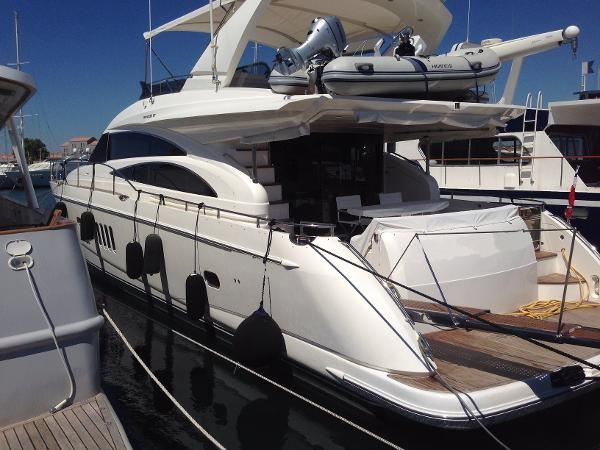 Princess 67 Flybridge PRINCESS 67 2006