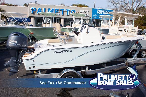 Sea Fox 186 Commander Profile