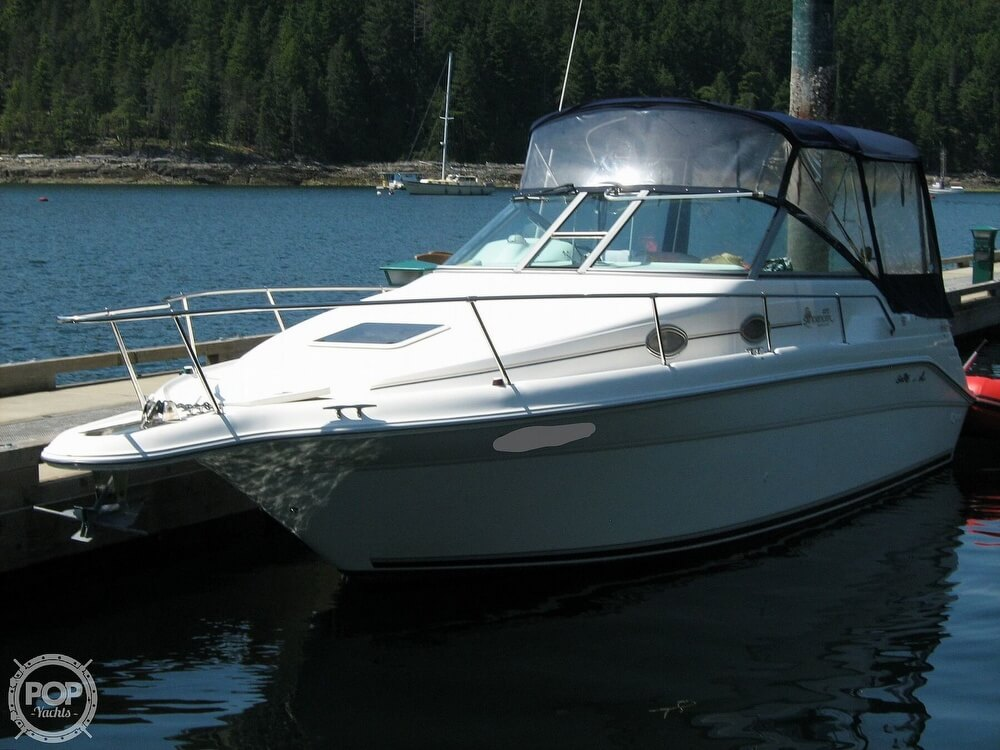Sea Ray 270 Sundancer Special Edition 1998 Sea Ray Sundancer 207 Special Edition for sale in Powell River, BC