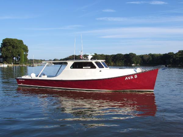Jimmy Drewery Custom Chesapeake Deadrise 43 Jimmy Drewery Deadrise 99