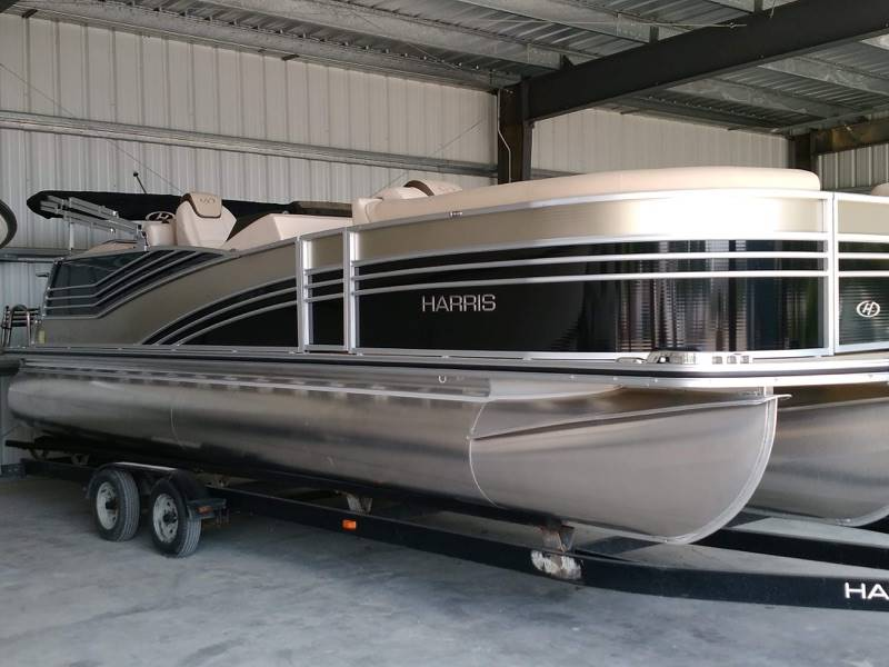 Harris FloteBote 250 Grand Mariner