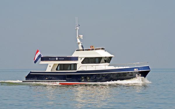 Privateer Trawler 54