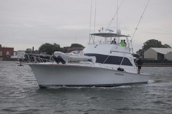 Ocean Yachts 55 Convertible Super Sport