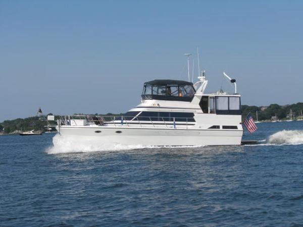 NOVA MARINE 44 Motoryacht
