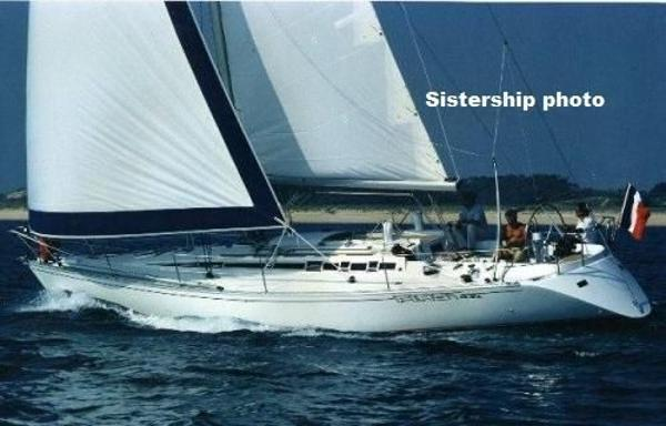 Beneteau First 435 Sistership