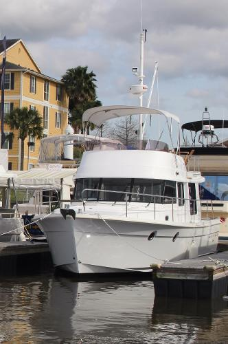 Beneteau USA Swift Trawler 34 Fly