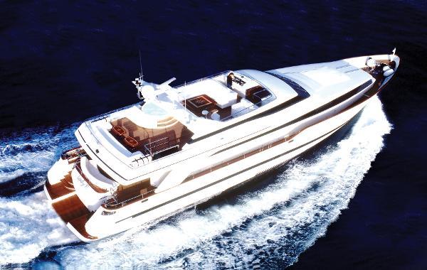 Bugari VIPSHIP 295 Profile