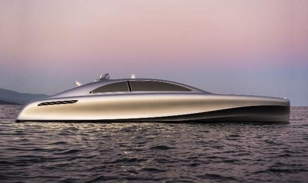 Custom Silver Arrows Marine ARROW460-Granturismo