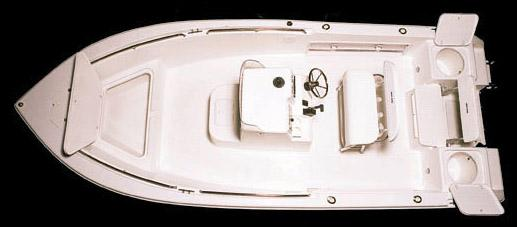 Sea Pro 206 Center Console Manufacturer Provided Image