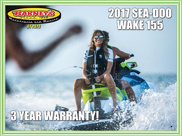 Sea-Doo 155 Wake