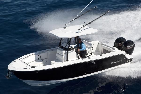 Blackfin 242 CC Manufacturer Provided Image