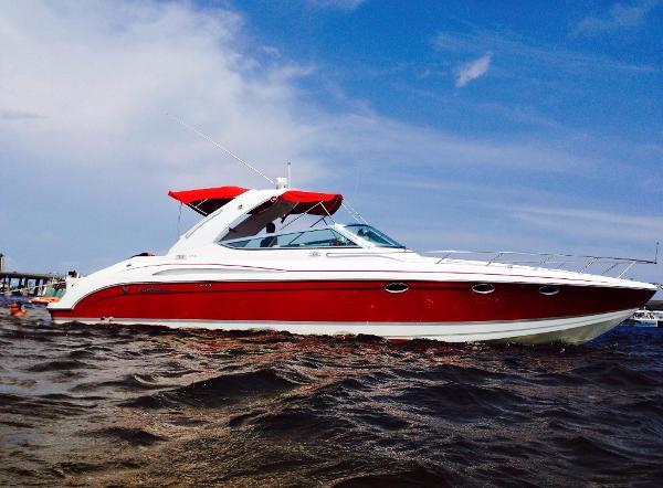 Formula 370 Ss Starboard Shot