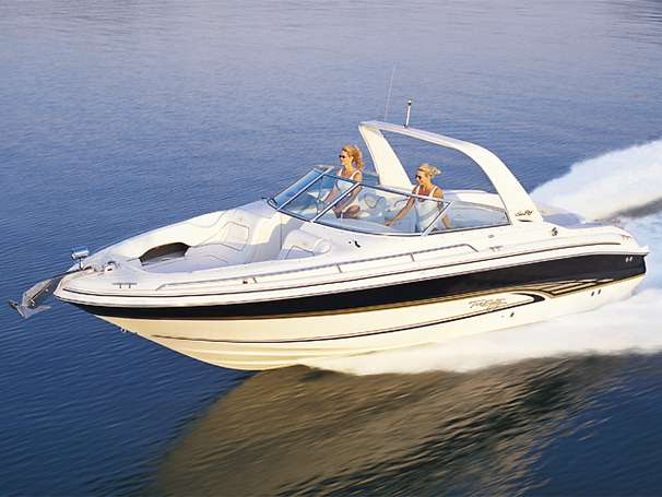 Sea Ray 280 Bow Rider Manufacturer Provided Image