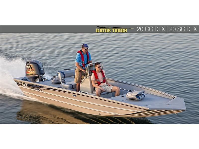 G3 Boats 20 CC DLX