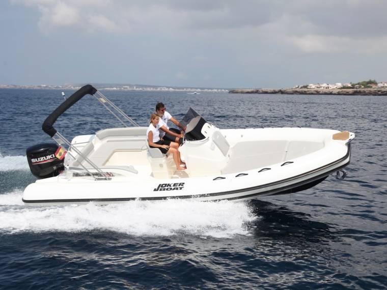Joker Boat Joker Boat Clubman 24'