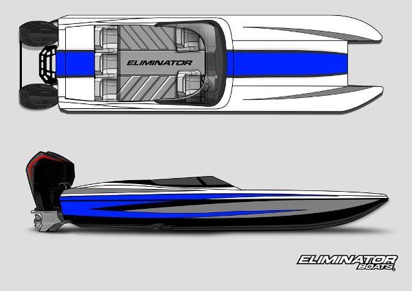 Eliminator 25 Speedster