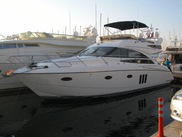 Princess 54 Flybridge Princess 54