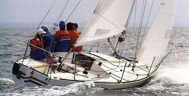 J Boats J/24 Manufacturer Provided Image