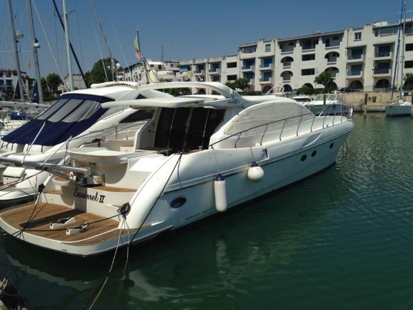 Innovazione e progetti Alena 56 C Alena 56C - YEAR 2006 - Timone Yachts
